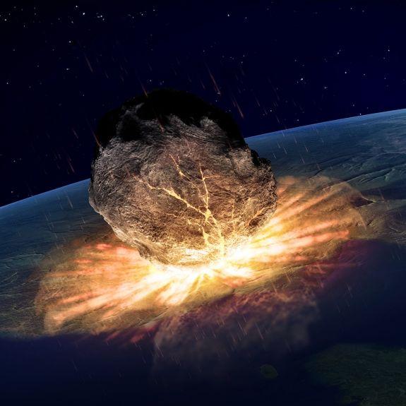 Horror-Erdbeben und Mega-Flutwelle: Zerstört ein Asteroid 2036 die Erde? (Foto)