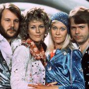 Abba-Fans aus dem Häuschen: Schwedens Popstars sind kurz wieder zusammen (Foto)