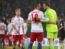 Kann der HSV die Schmach der vergangenen Hinrunde gegen den Rekordmeister wiedergutmachen? (Foto)