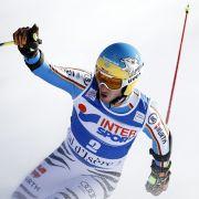 Henrik Kristoffersen gewinnt den Slalom in Kitzbühel (Foto)