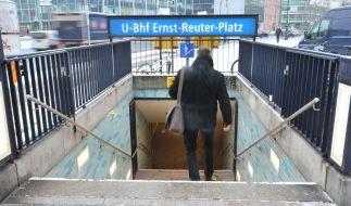 An der Berliner U-Bahn-Station Ernts-Reuter-Platz ist es zu einer tödlichen Attacke auf eine 20-Jährige. (Foto)