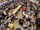 """Im Jahr 2009 statteten mehr als 10.000 Besucher der """"Dreamhack"""" in Schweden einen Besuch ab. (Foto)"""