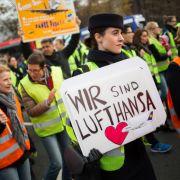 Streik-Ende! Lufthansa und Flugbegleiter einigen sich (Foto)