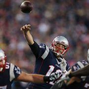 Denver Broncos und Carolina Panthers erreichen Super Bowl (Foto)