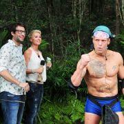 Tag 9 im Dschungelcamp: Bei Jürgen kullern die Tränen (Foto)
