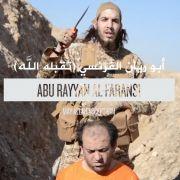 Neues IS-Video zeigt Paris-Attentäter bei Enthauptungen (Foto)