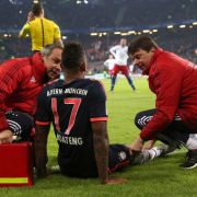 Schock für FC Bayern München! Boateng fällt aus (Foto)