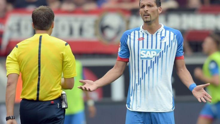 Zwölf EInsätze für Hoffenheim in dieser Saison - Null Tore: Kevin Kuranyi glaubt trotz Tor-Flaute dennoch an sich. (Foto)