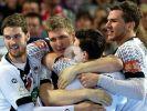 Handballer schlagen Russland! (Foto)