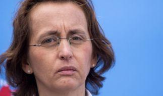 """Beatrix von Storch forderte bei """"Anne Will"""" einen sachlichen Umgang mit dem Thema Obergrenze. Was sie darunter versteht, bewies die AfD-Politikerin mehr als einmal. (Foto)"""