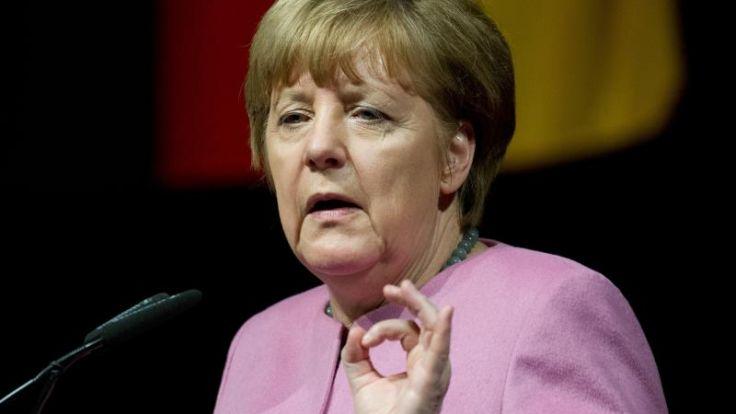Wie rational handelt Bundeskanzlerin Angela Merkel? (Foto)