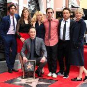 """""""The Big Bang Theory"""" und """"Friends"""" treffen sich (Foto)"""