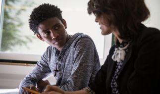 Lehrer gesucht: Um die 300.000 neuen Schüler zu unterrichten, bedarf es angeblich rund 20.000 zusätzlicher Lehrkräfte. (Foto)