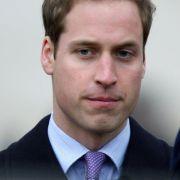 Prinz William trauert um seinen guten Freund (Foto)