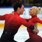 Neues Paar Savchenko/Massot bei EM gleich auf Medaillenkurs (Foto)