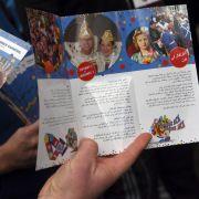 DIESER Flyer soll Flüchtlingen den Karneval erklären (Foto)