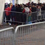 Kommen weniger Flüchtlinge nach Deutschland? (Foto)