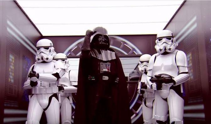 """""""Star Wars""""-Verarsche auf YouTube"""