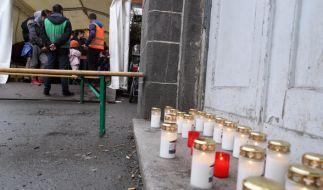 Die Meldung über einen angeblich toten Flüchtling im Berliner Lageso erwies sich als Lüge. (Foto)