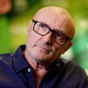Phil Collins über seine Alkoholsucht und körperliches Versagen (Foto)