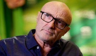 Phil Collins hat eine schwere Zeit hinter sich. (Foto)