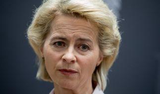 Ursula von der Leyen warnt vor den Gefahren des Bundeswehr-Einsatzes in Mali. (Foto)