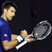 Novak Djokovic schlägt Roger Federer - Becker-Schützling im Finale (Foto)