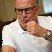 Bayern-Boss schießt gegen DFB (Foto)