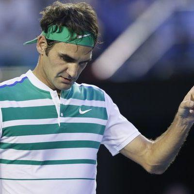 Zwischen Zwillingen und Tennis-Court: So tickt das Tennis-Ass (Foto)