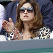Mirka Federer ist Roger Federers großer Rückhalt.