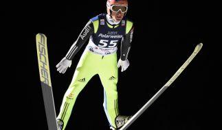 Severin Freund kehrt nach einer Verletzung zurück zum Weltcup. (Foto)