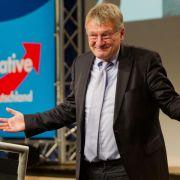 Grünen-Politikerinfordert eine Entschuldigung von AfD (Foto)