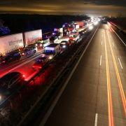 Achtung Stau! Diese Autobahnen am Wochenende dicht (Foto)