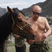 Mörderisch gut! Die 10 peinlichsten Bilder von Wladimir Putin (Foto)