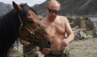 Wladimir Putin ist ein ganzer Kerl. (Foto)