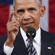Barack Obama will ISIS auch in Libyen bekämpfen (Foto)