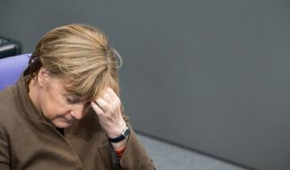 Angela Merkel spaltet die Nation. (Foto)