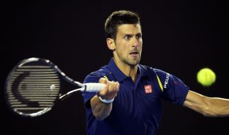 Novak Djokovic setzt sich erneut im Finale der Australian Open gegen Andy Murray durch und gewinnt somit bereits zum sechsten Mal den Grand Slam. (Foto)