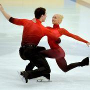 Savchenko/Massot gewinnen bei erster EM Silber (Foto)