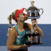Kerber macht Tennis-Sensation perfekt (Foto)