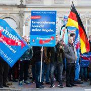 Verfassungsschutz soll AfD beobachten (Foto)