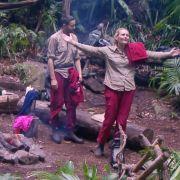 Die Zuschauer haben entschieden: Helena Fürst muss das Camp als vierte verlassen.