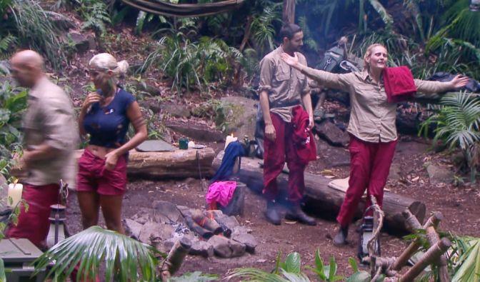 Die Zuschauer haben entschieden: Helena Fürst muss das Camp als vierte verlassen. (Foto)