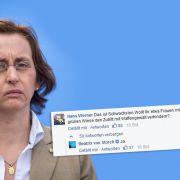 AfD-Politikerin will auf Kinder schießen lassen (Foto)