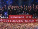 Mit dem Sieg der Europameisterschaft in Polen hat sich die deutsche Handballmannschaft auch für Olympia qualifiziert. Fortsetzung folgt ... (Foto)