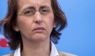 Beatrix von Storch ist die stellvertretende Sprecherin des Bundesvorstands der Partei Alternative für Deutschland (AfD). (Foto)