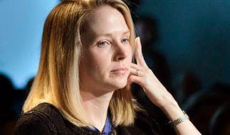 """Soll aus Versehen bis zu 30 Leute entlassen haben: """"Yahoo!""""-Managerin Marissa Mayer. (Foto)"""