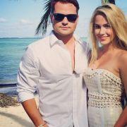 Was läuft da zwischen Angelina Heger und Rocco Stark? (Foto)
