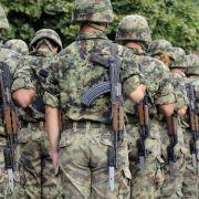 Schlampige Soldaten vergessen mehr als 18 Sturmgewehre im Zug (Foto)