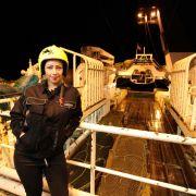 Der gefährlichste Kutter der Welt? Fische schlachten im Eismeer vor Norwegen (Foto)